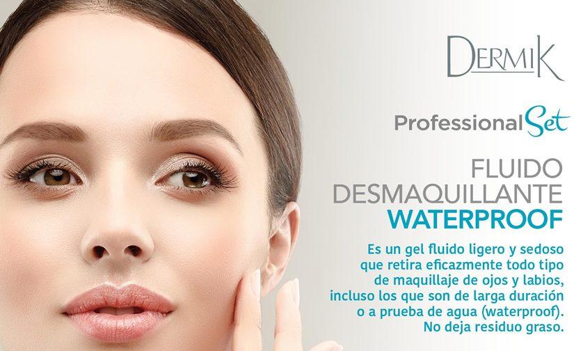 Fluído Demaquillante Waterproof