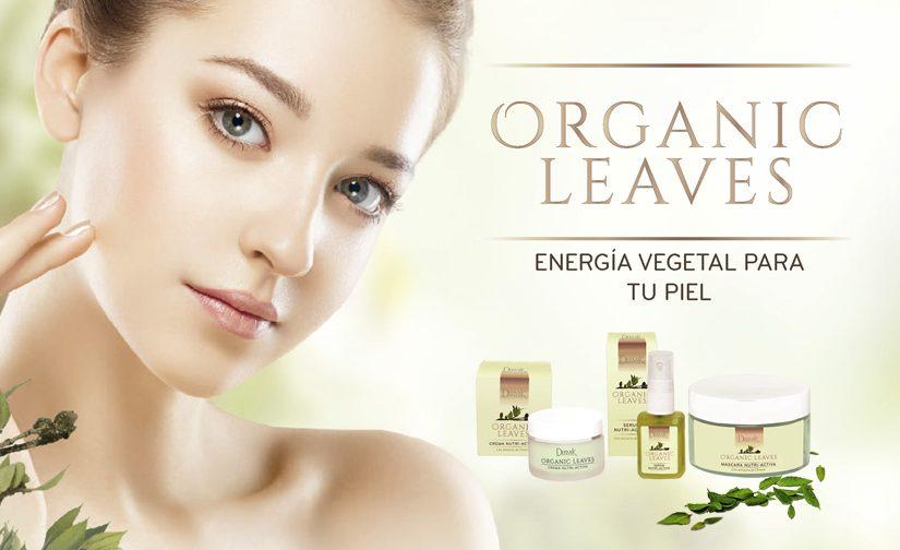 Organic Leaves – Energía vegetal para tu piel